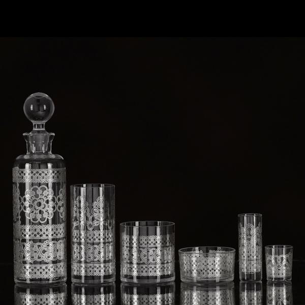 بطری و لیوان - Valencienne