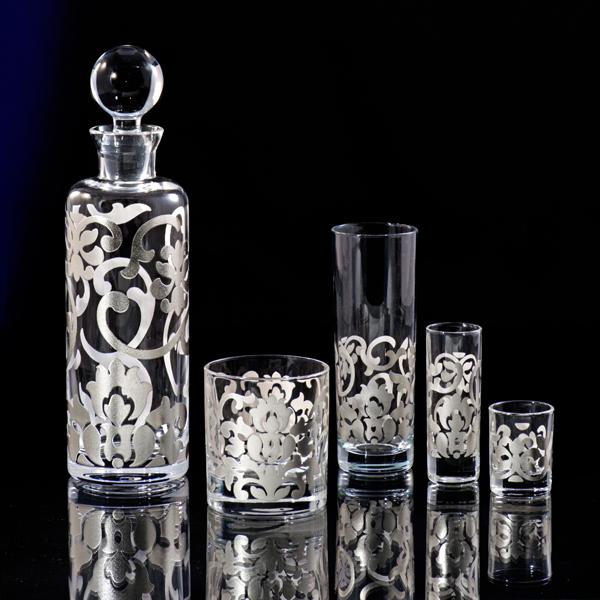 بطری و لیوان - Fontainebleau