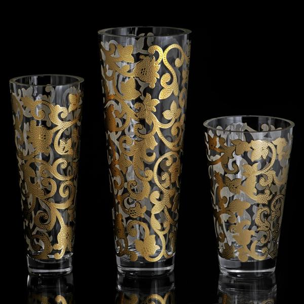 گلدان مخروطی - Samarcanda Gold